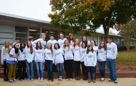Oxford places third at NSPA convention