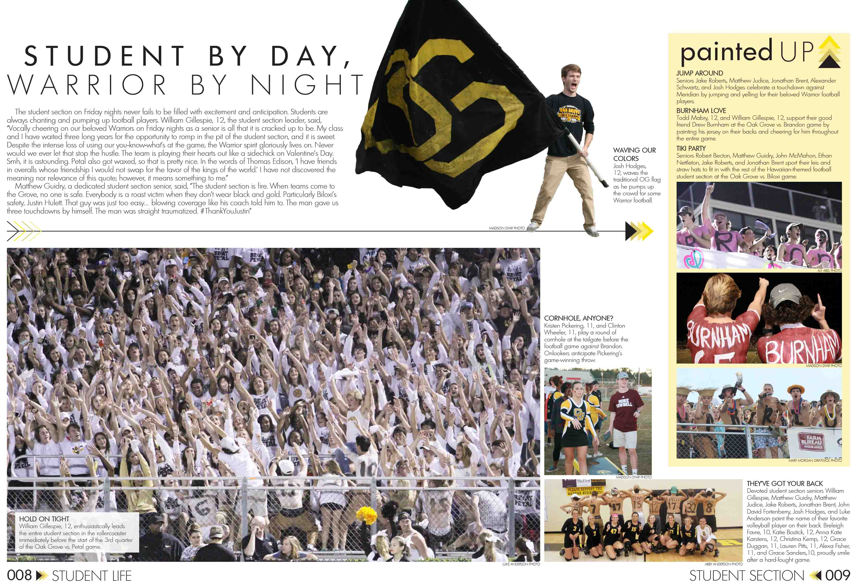 Yearbook – Large – MISSISSIPPI SCHOLASTIC PRESS ASSOCIATION