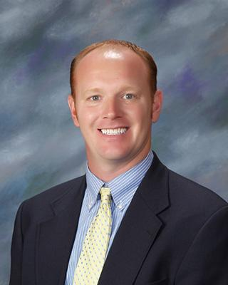 Bradley Roberson is in his second year at the helm of Oxford High School.